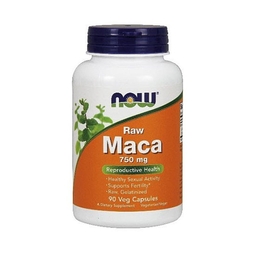 NOW Maca 750mg 90caps
