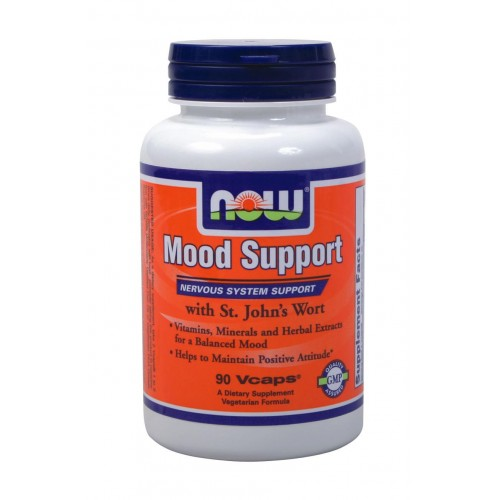 NOW Mood Support With St.Johns 90vcaps