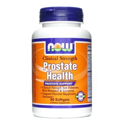 NOW Prostate Health Clinical Strength 90softgels
