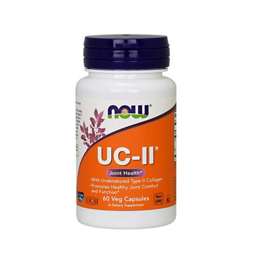 Now Foods UC II Joint Health 800mg 60caps (Undernatured Type II Collagen)