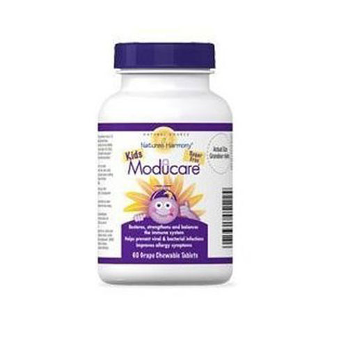 Moducare Kid's Grape 60 Chewable Tab