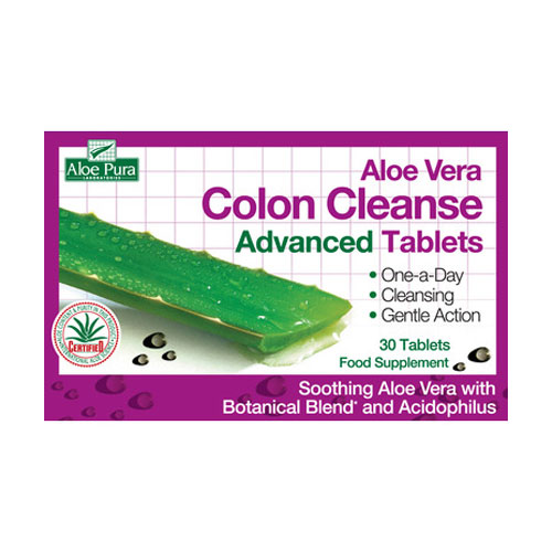 Optima Colon Cleanse 30tabs