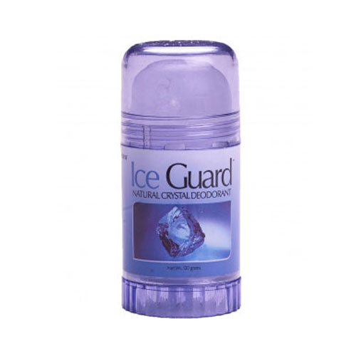 Optima Ice Guard Natural Crystal Deodorant Roll On Twist Up 120gr