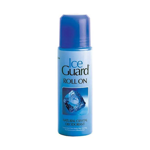 Optima Ice Guard Natural Crystal Deodorant Spray 100ml