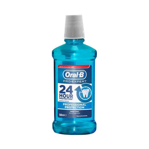 Oral B Pro Expert 24hr Profesional Protection 500ml (Στοματικό Διάλυμα)