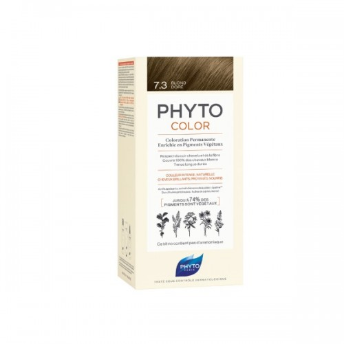 Phyto Phytocolor 7.3 Blond Dore (Ξανθό Χρυσό)