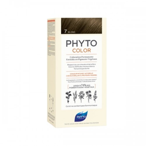 Phyto Phytocolor 7 Blond (Ξανθό)