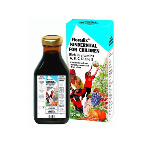 Floradix Kindervital Children 250ml
