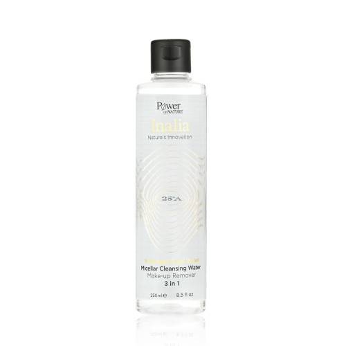 Power Health Inalia Micellar Cleansing Water 3 in 1 250ml (Καθαριστικό Προσώπου)