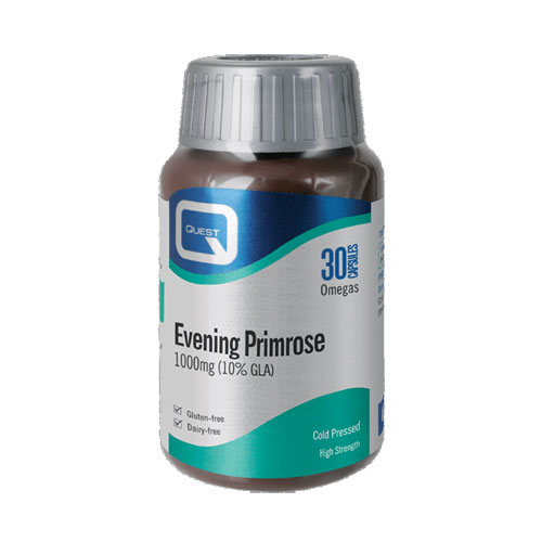 Quest Evening Primrose Oil 1000mg 30cap