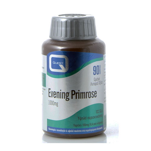 Quest Evening Primrose Oil 1000mg 90cap