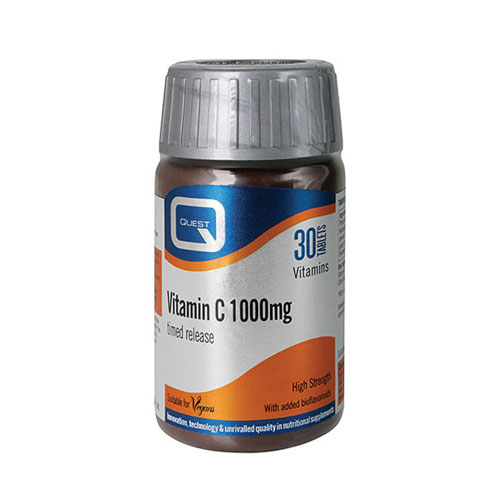 Quest Vitamin C 1000mg Timed Release 30tab