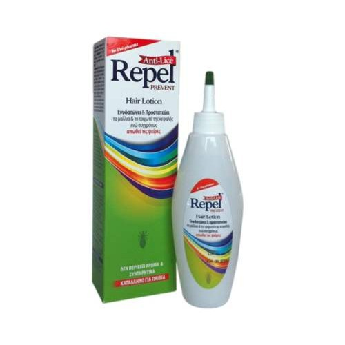 Repel Anti-Lice Prevent Lotion 200ml