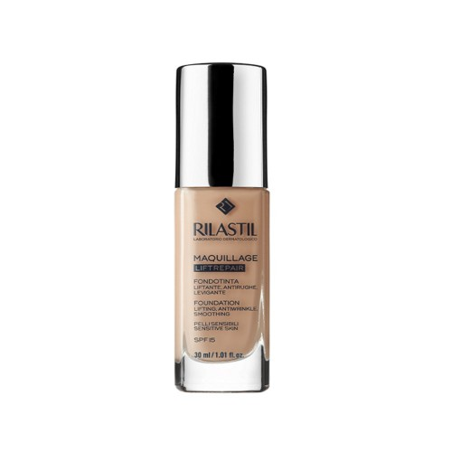 Rilastil Maquillage Liftrepair SPF15 10 Porcelain 30ml (Επανορθωτικό Υγρό Make-up No10)