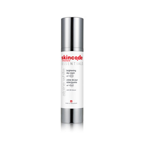 Skincode Essentials Alpine White 50ml (Λευκαντική Κρέμα)