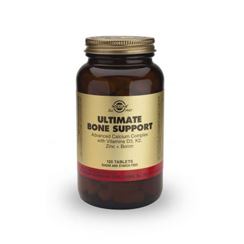 Solgar Ultimate Bone Support Complex 120tabs (Ενδυνάμωση Οστών)