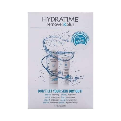 Synchroline Promo Kit Hydratime Plus Face Cream 50ml & Hydratime Remover 200ml
