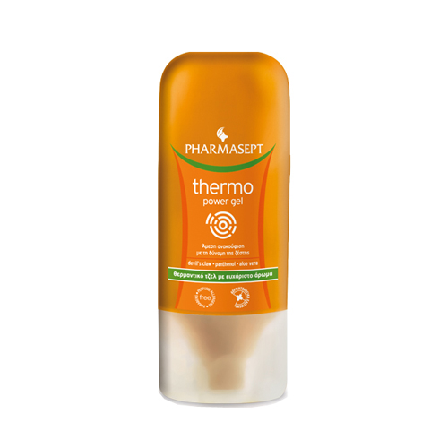 Pharmasept Thermo Relief Gel 100ml (Θερμαντικό Τζελ)