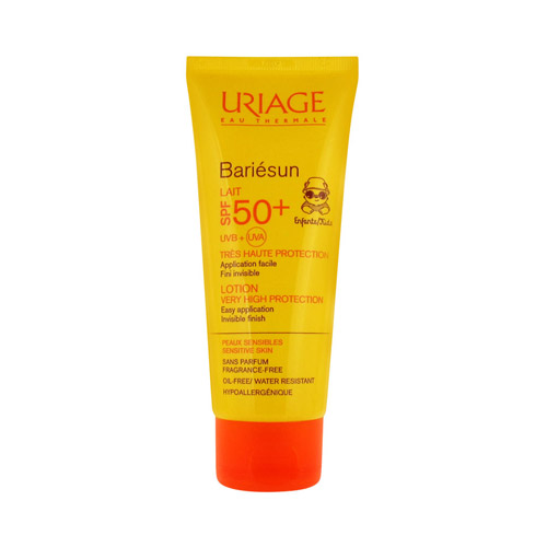 Uriage Bariesun Lotion For Kids SPF50+ 100ml (Παιδικό Αντηλιακό Γαλάκτωμα)