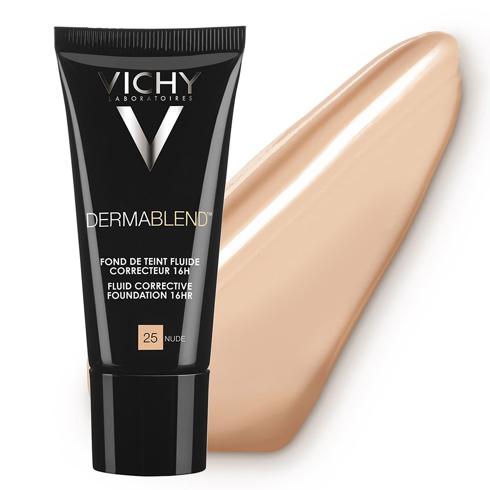 Vichy Dermablend Correcteur SPF35 N25 30ml - Nude (Καλυπτικό Μακιγιάζ - Διορθωτικό Make- Up)