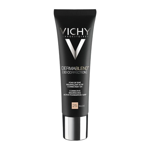 Vichy Dermablend Coverflow 3D Correction No25 Nude (Καλυπτικό Μακιγιάζ Ενεργής Διόρθωσης16 Ωρών)