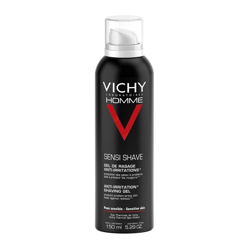 Vichy Homme Gel De Rassage Anti-Irritation 150ml (Τζελ Ξυρίσματος)