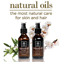 Apivita Natural Oils