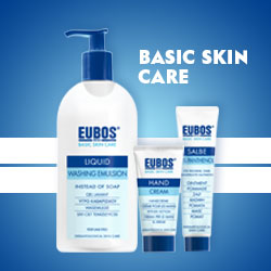 Eubos Skin Care Blue